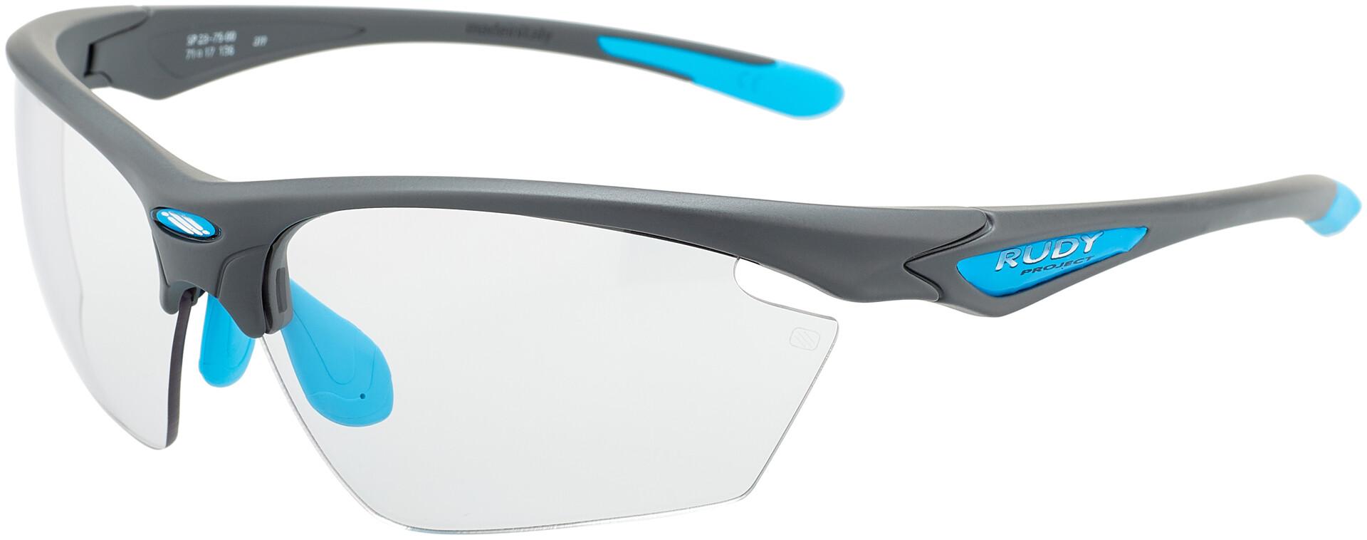 Rudy Project Stratofly Cykelbriller, pyombo matte impactx photochromic 2 black